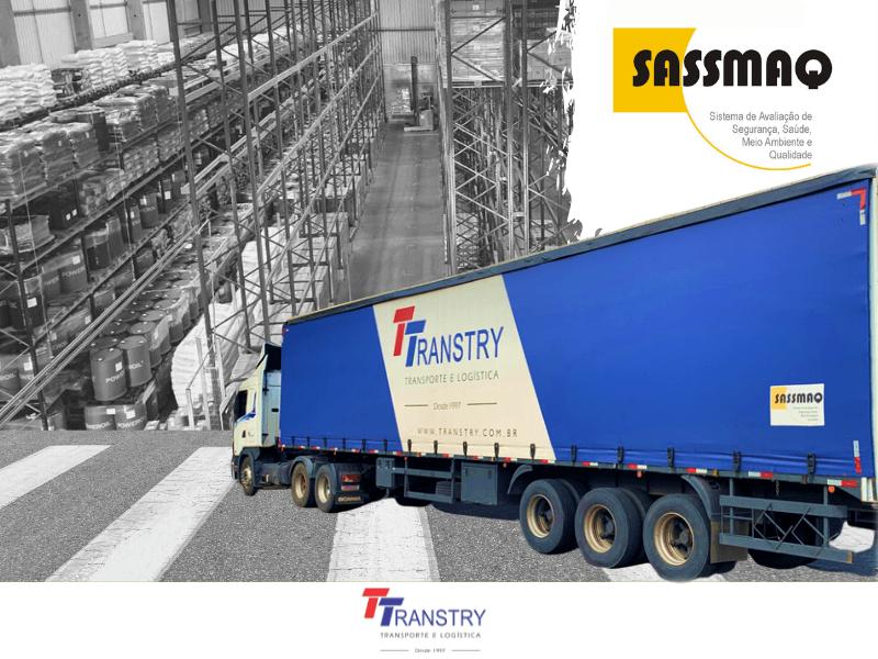 Transtry fecha 1º semestre sem incidentes no transporte de carga químico perigosa