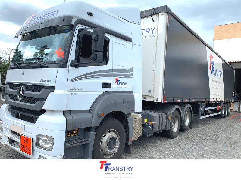 Gerenciamento de Risco no Transporte Rodoviário de Carga